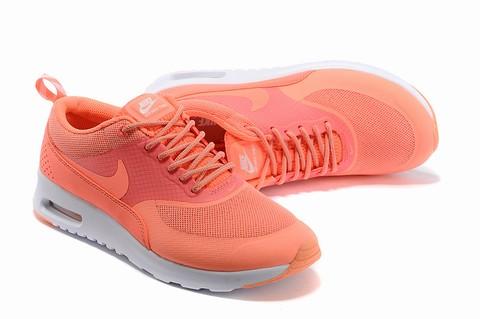 Nike Thea Orange Fluo